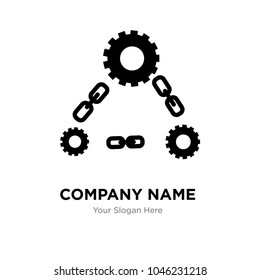 Supply Chain Logo Images Stock Photos Vectors