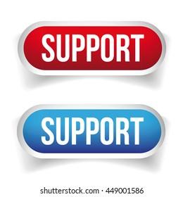 Support button set