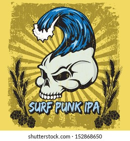 surf punk ipa