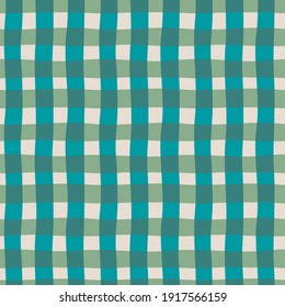 A surface pattern formed from crisscrossed lines in trendy comforting calm and ground hues for textile, manufacturing commercial goods, paper products, web design, scrapbooking, other decorative uses.