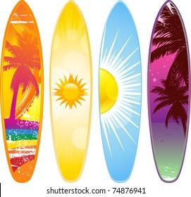 Surfboard Design Images Stock Photos Vectors Shutterstock