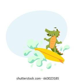 BOYS TEE SHIRT  AUST DESIGN /& PRINT SURF CITY SIGNPOST LIFEGUARD CROCODILE