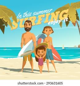Surfing in this summer. Enjoy it