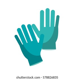 surgery glove medical protective