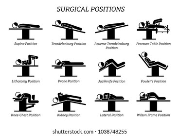 Surgical Position Images, Stock Photos & Vectors | Shutterstock