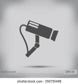 Surveillance Camera  CCTV icon.