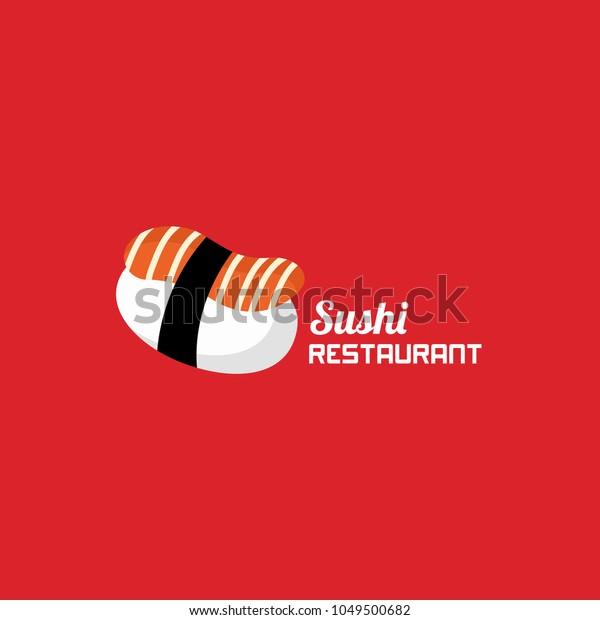 Sushi Rolls Set Japanese Kitchen Food Stock Vector Royalty Free 1049500682