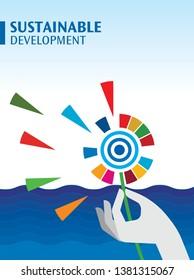 Nachhaltige Entwicklung: soziale Verantwortung der Unternehmen