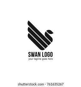 Swan Logo Line
