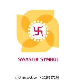 The swastika is an ancient religious icon used in the Indian subcontinent, East Asia and Southeast Asia, where it has been and remains a sacred symbol of spiritual principles in Hinduism, Buddhism.