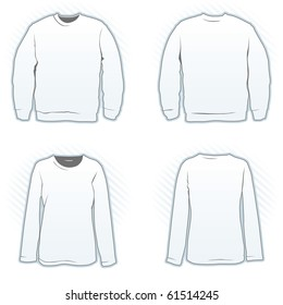 crewneck sweatshirt design