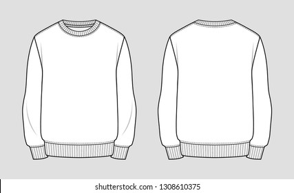 Sweaters Isolated Stock Vectors, Images \u0026 Vector Art
