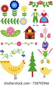 Swedish motifs