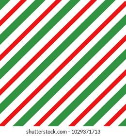 Sweet Christmas Background Pattern