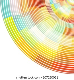 sweet color spectrum (ideal for brochure, catalog layout works)