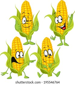 Image result for How To Select And Store Corn? cartoon