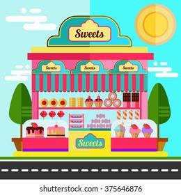 Cake Shop Nw