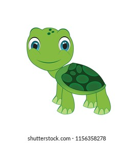 sweet small tortoise