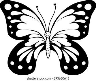 Sweetie butterfly