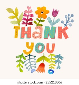 thank you flowers images stock photos vectors shutterstock