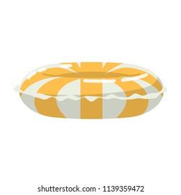 A swim ring