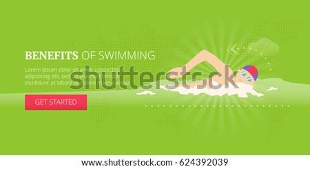 New t-shirt and swim cap design | sailfish swim team.