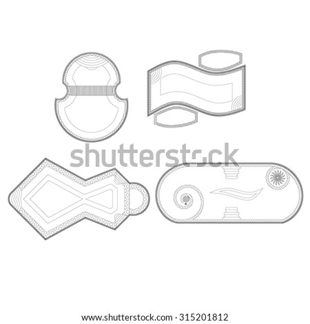 Swimming Pool Design Stock Vector (Royalty Free) 315201812 ...