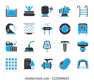 Pool Cleaning Equipment Stock Vectors, Images & Vector Art ...