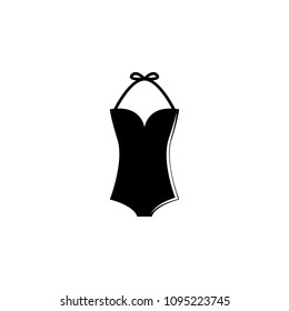 swimsuit icon. Element of beach holidays icon for mobile concept and web apps. Isolated swimsuit icon can be used for web and mobile. Premium icon on white background