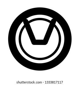 Swinger symbol and sign
