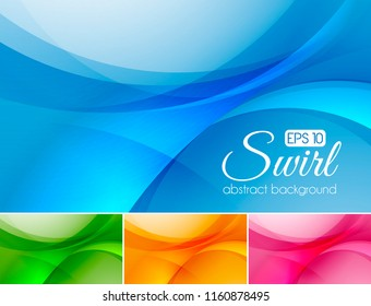 Swirl abstract background series. Suitable for your web background, design element and other.