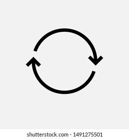 Switch Icon - Sign & Symbol Logo Vector.