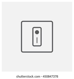 Switch icon, Vector