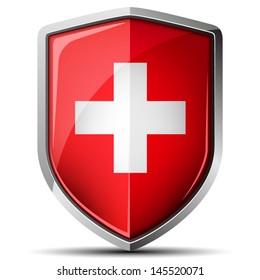 Switzerland shield