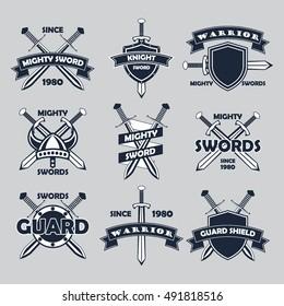 Sword Logos