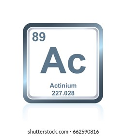 Sodium na element periodic table sodium stock vector royalty free symbol of chemical element actinium as seen on the periodic table of the elements including urtaz Gallery