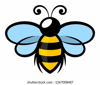 Symbol of flying bee.