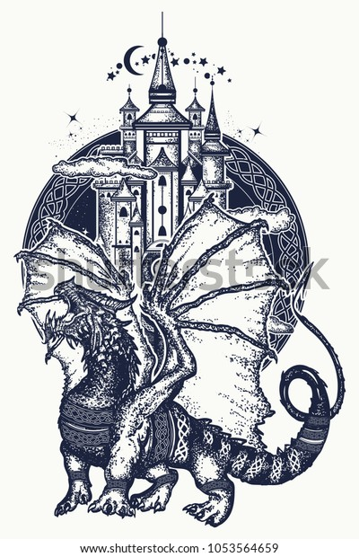 Symbol Force Fantasy Fairy Tale Strong The Arts Stock Image
