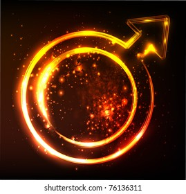 Symbol men