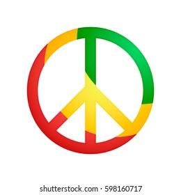 A symbol of peace.