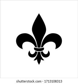 symbolic image Fluer de lis