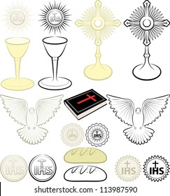 symbols of the Christian religion