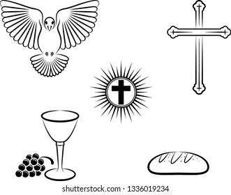symbols of the Christianity