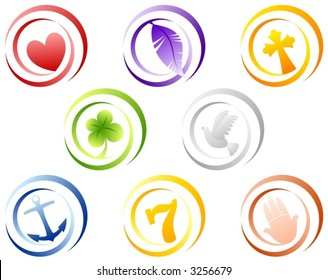 Symbols of luck
