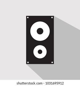 symbols speaker icon