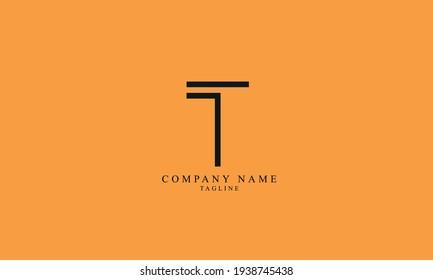 T Logo Design Template Vector
