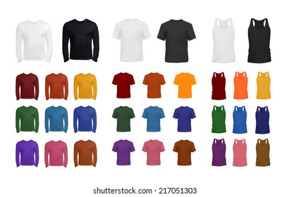 T shirt collection