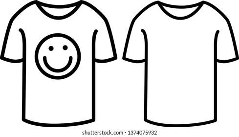 t shirt icon design