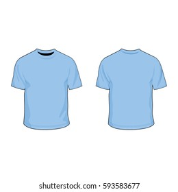 Light Blue Shirt Images Stock Photos Vectors Shutterstock