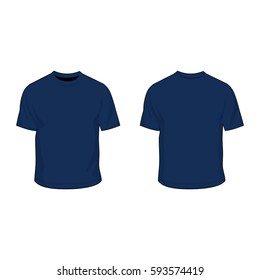 navy blue t shirt images stock photos vectors shutterstock